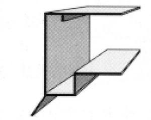MZ Stirnseite mit Wassernase 10 und 16 mm
