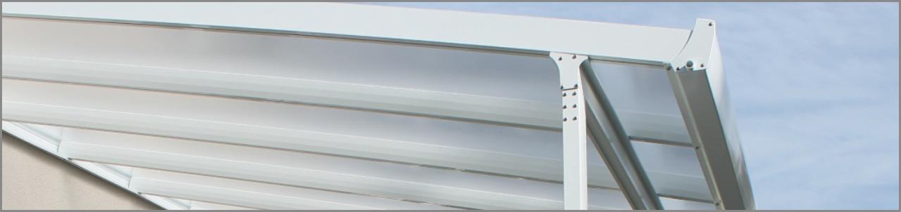 Produktgruppenbild Terrassendachbausatz